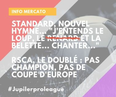 #Jupilerproleague